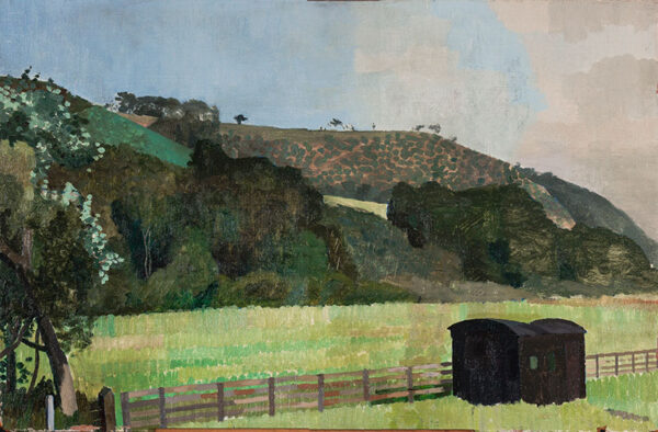 ROWNTREE Kenneth (1915-1997) - 'Levisham, Newtondale'.