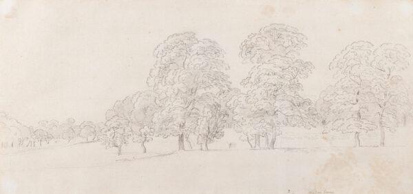 SANDBY Paul R.A. (1725-1809) - 'Windsor Forest'.