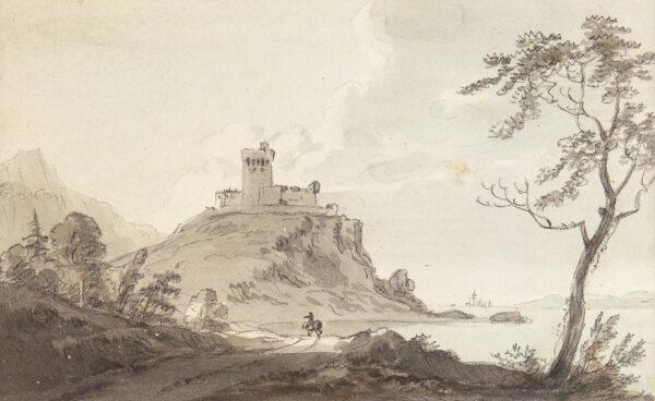 SANDBY Paul R.A. (1731-1809) - Capriccio.