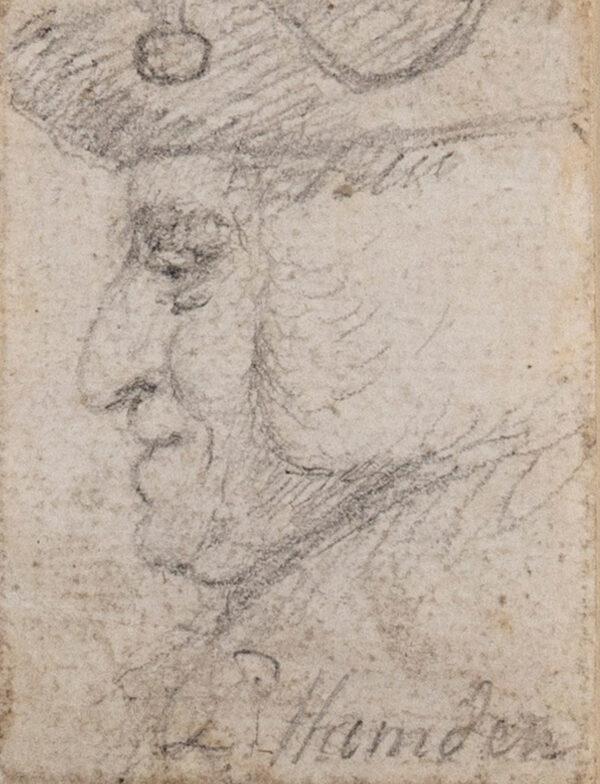 SANDBY Paul R.A. (1731-1809) - 'Hamden'.
