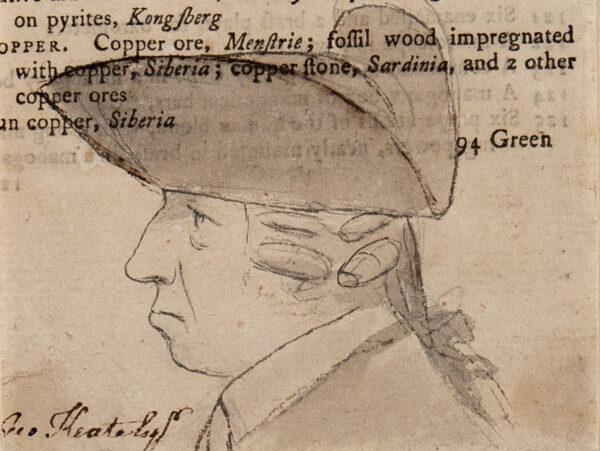 SANDBY Paul R.A. (1731-1809) - 'Geo Keate Esq' (George Keate F.