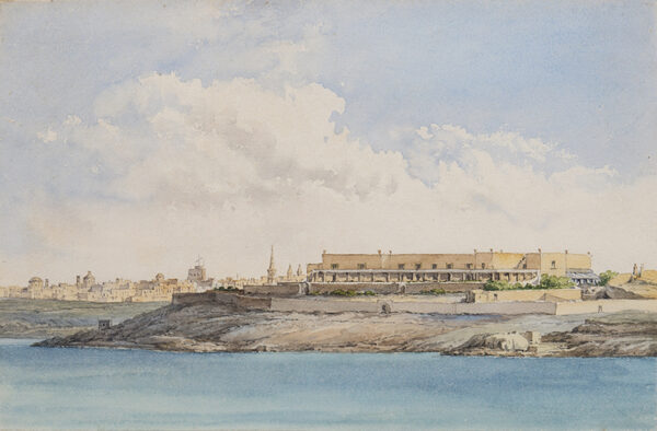 SCHRANZ Giovanni (1794-1882) - Malta.