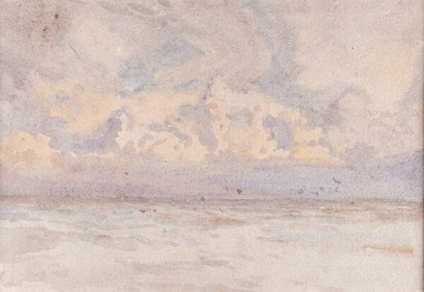 SHANNON James Jebusa (1862-1923) - Dawn at Sea.