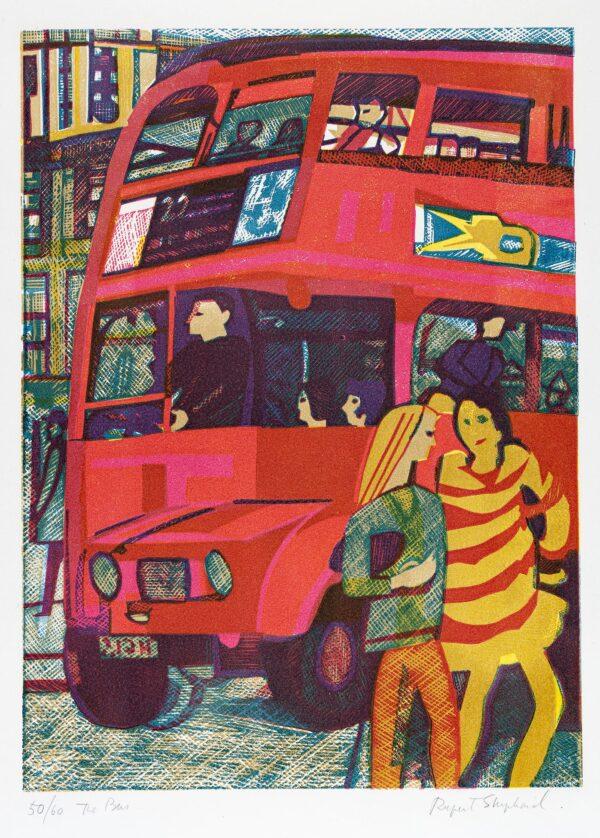 SHEPHARD Rupert R.S.P.P. (1909-1992) - 'The Bus'.