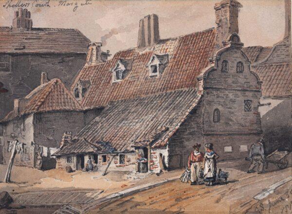 SHEPHERD George (1784-1862) - Margate.