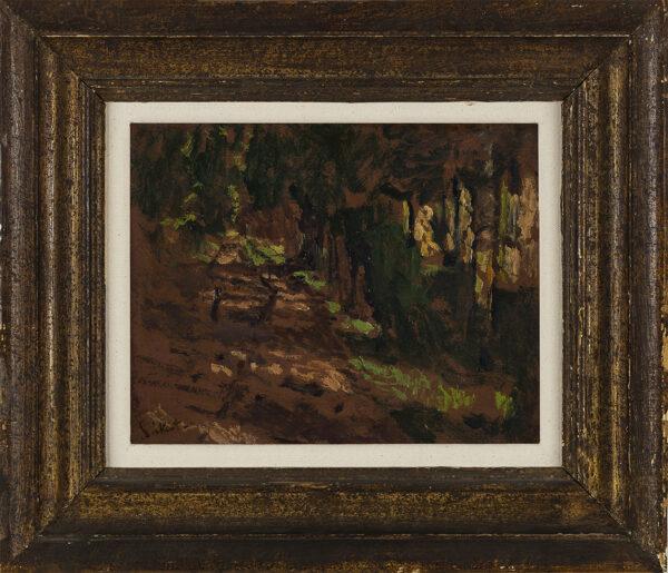 SICKERT Walter Richard (1860-1942) - 'Envermeu', Dieppe.