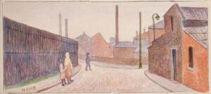 Henry SILK (1883-1948) and East End Vernacular -