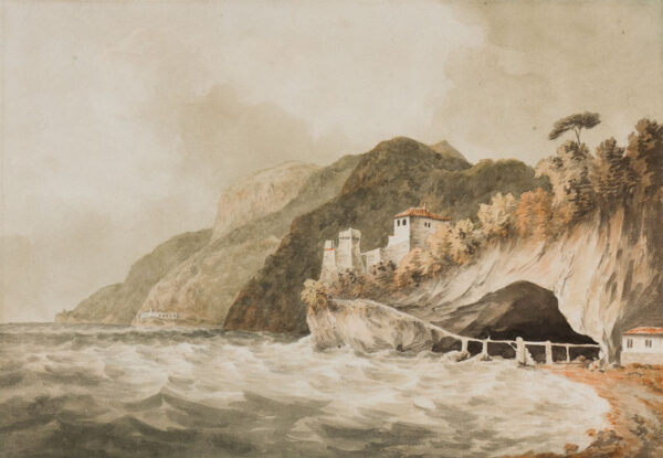 SMITH John 'Warwick' (1741-1839) - 'Coast of Salerno'.