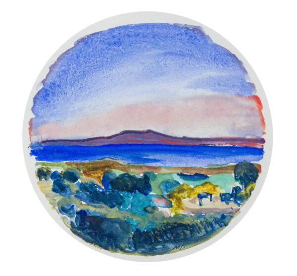 SMITH Sir Matthew (1879-1959) - Landscape: Var.