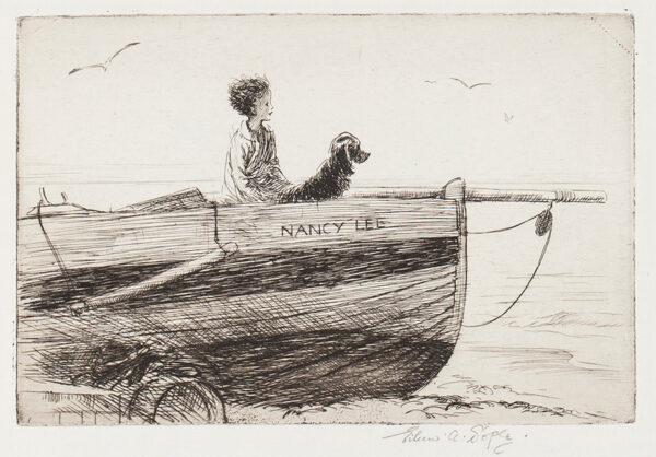 SOPER Eileen (1905-1990) - 'The Sailor'.
