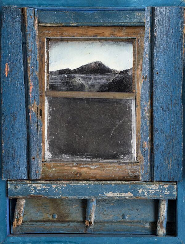 STIRLING Dorothy (b.1939) - 'Sea Window IV'.