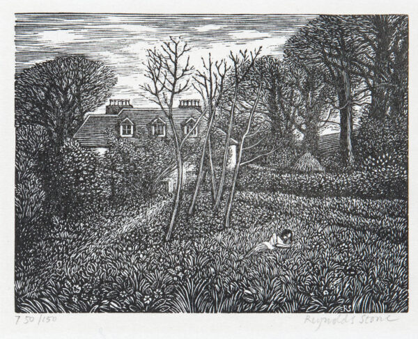 STONE Reynolds S.W.E. (1909-1979) - The Old Rectory, Litton Cheney.