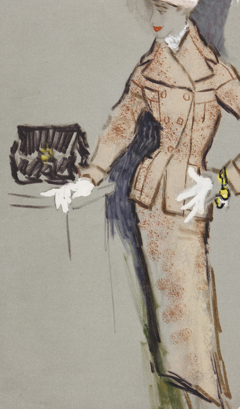 STONEHOUSE M.B.E. Brian (1918-1998) - The Walking Suit.