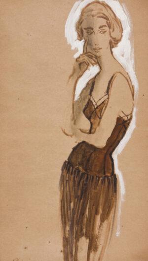 STONEHOUSE M.B.E. Brian (1918-1998) - Lingerie, No.