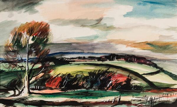 SUDDABY Rowland (1912-1972) - Berkshire.