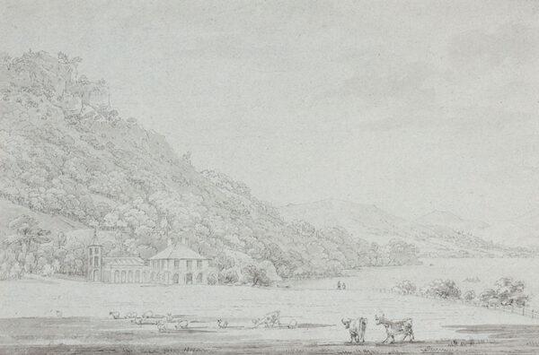 SUNDERLAND Thomas (1744-1823) - Ullswater; Rev.