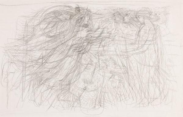 SWANWICK Betty R.A. R.W.S. 1915-1989) - 'The Fields of Ennor'.