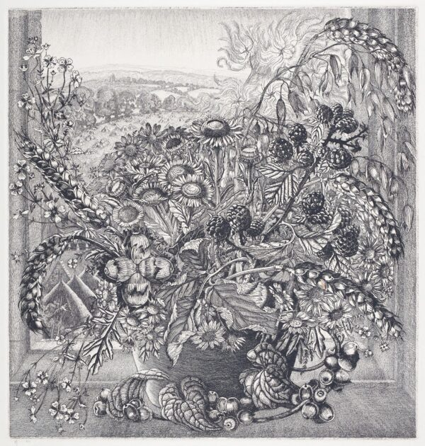 TANNER Robin (1904-1988) - 'Autumn' (G.