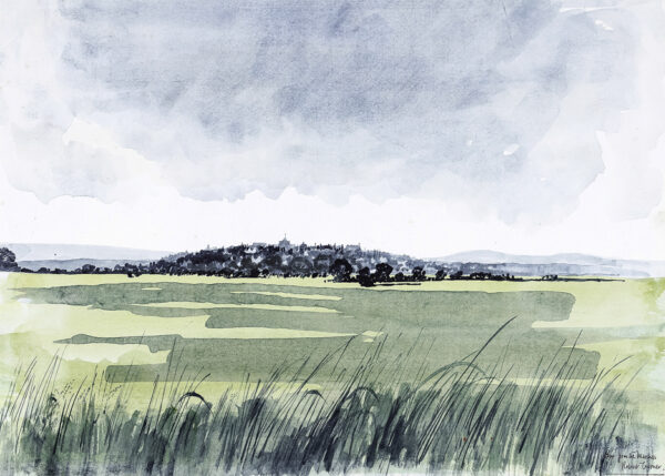 TAVENER Robert (1920-2004) - 'Rye from the Marshes'.