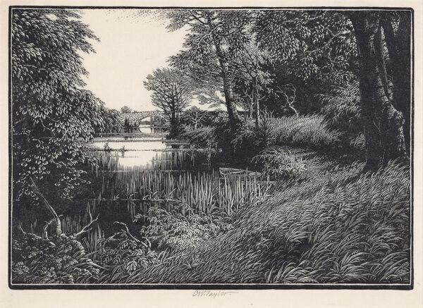 TAYLOR Charles William (1878-1960) - 'Taysull'.