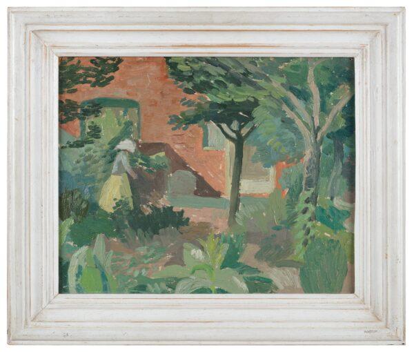 TAYLOR William S (1920-2010) - Garden.