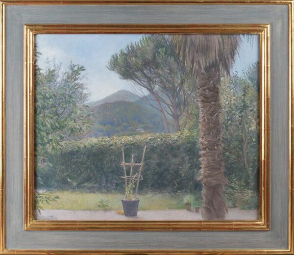 TINDLE David R.A. (b.1932) - Lemons, Tuscany.