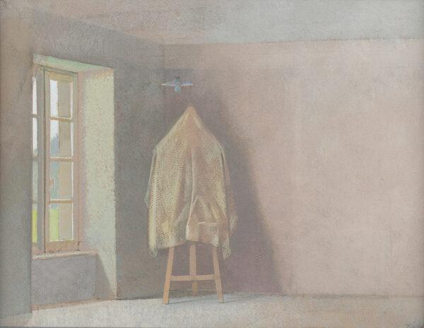 TINDLE David R.A. (b.1932) - 'Studio Interior'.