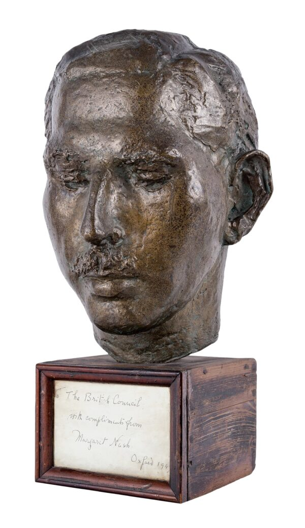 Stephen Tomlin (1901-1937) -  Head of a Man.