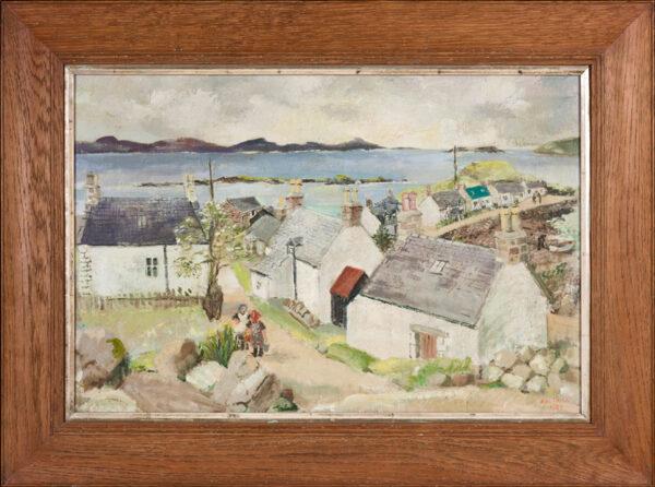 TOOTH Ann Margaret (1912-1989) - 'Kilronan, Aran Islands'.