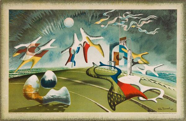 TUNNARD John (after) (1900-1971) - 'Holiday' (S.