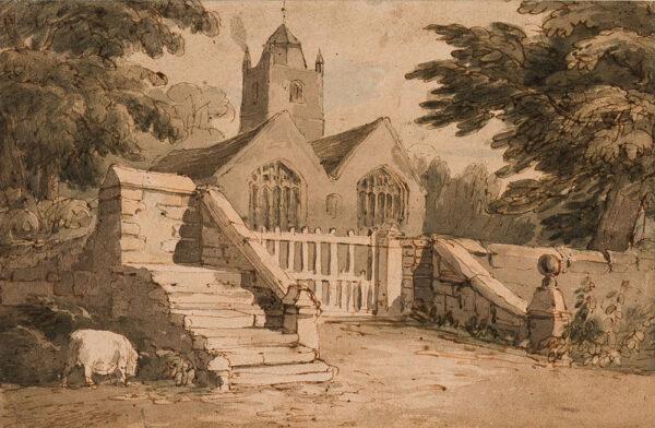 VARLEY John O.W.S. (1778-1842) - Wales.