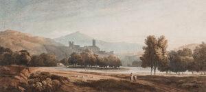 VARLEY John O.W.S. (1778-1842) - Coimbra, Portugal.