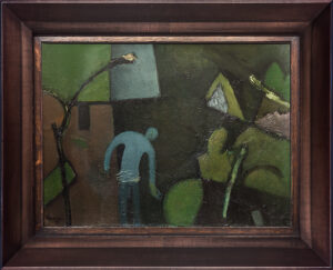 VAUGHAN Keith (1912-1977) - 'Garden'.