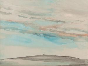 VIRTUE John (b.1947) - 'Green Howarth from North II.