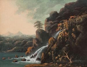 WALMSLEY Thomas (1763-1806) - Capriccio.