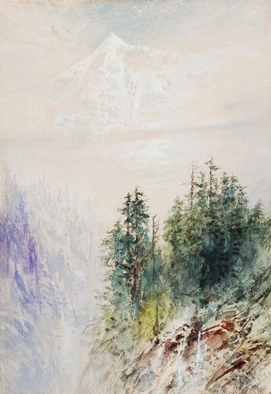 WALTON Elijah (1832-1880) - Switzerland.