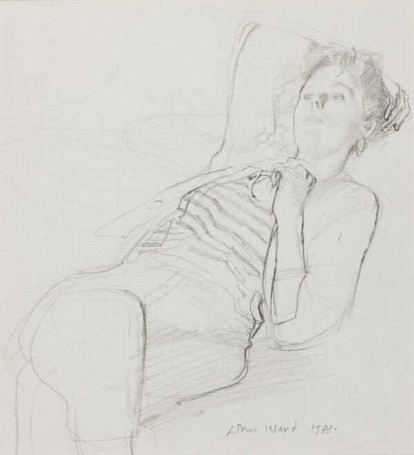 WARD John Stanton C.B.E. (1917-2007) - 'Gillian VI'.