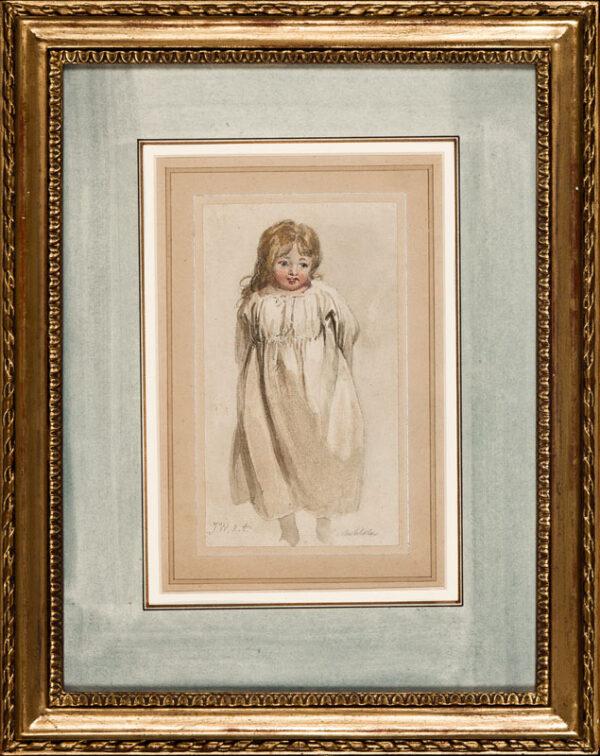 WARD James R.A. (1769-1859) - 'Matilda'.