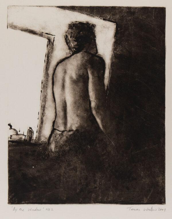 WATSON Tomas (b.1971) - 'By the Window, 2'.