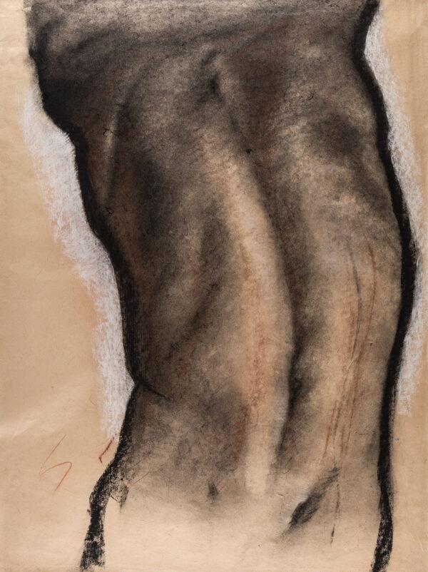 WATSON Tomas (b.1971) - Back study.