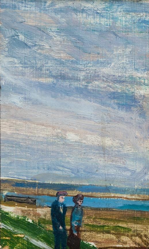 WEIGHT Carel R.A. (1908-1997) - 'H.