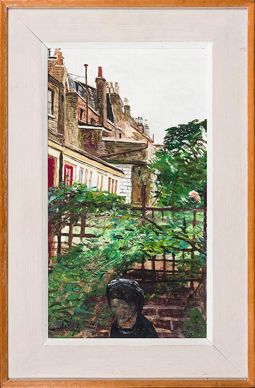 WEIGHT Carel C.H. (1908-1997) - The Pink Rose.