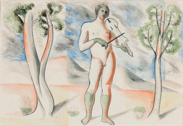 WELCH Denton (1915-1948) - Orpheus.