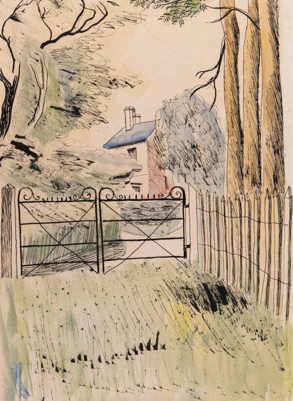 WELCH Denton (1915-1948) - The Gateway.
