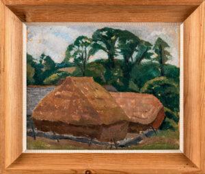 WELLINGTON Hubert (1879-1967) - Dorset Farm.
