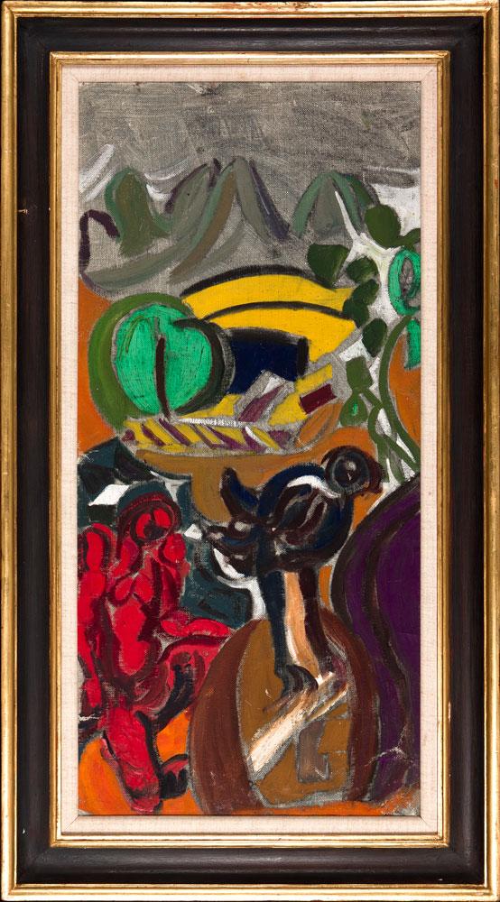 WILDE Gerald (1905-1986) - 'Fata Morgana'.