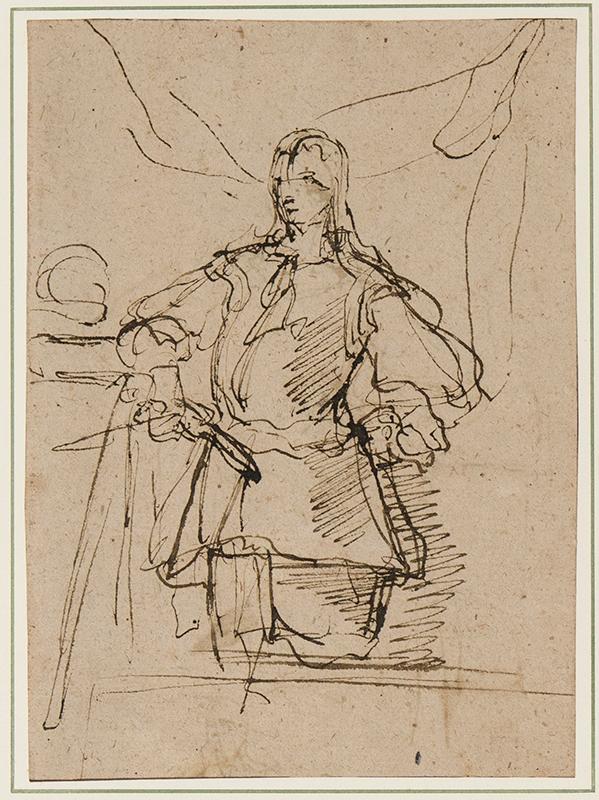 WILKIE Sir David R.A. (1785-1841) - Figure studies in costume.