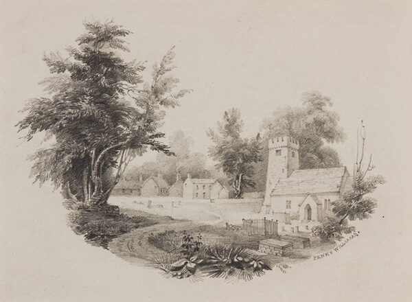 WILLIAMS Penry (1802-1885) - Wales.