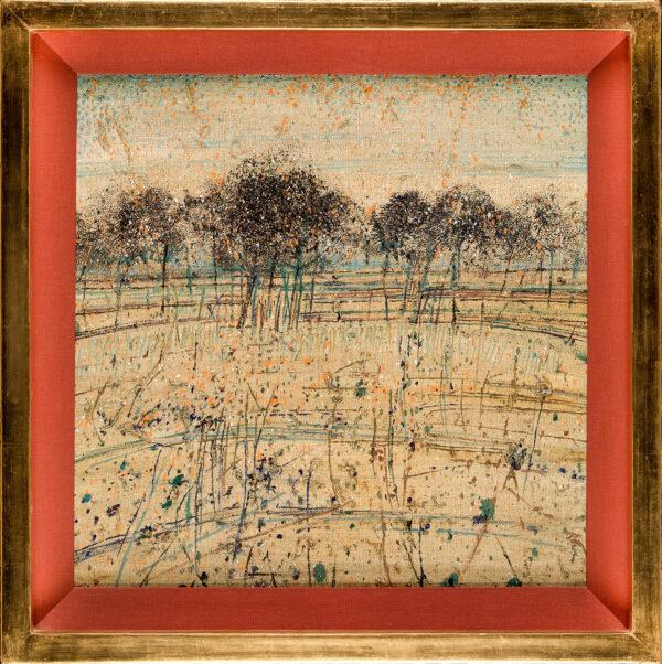 WIRTH-MILLER Denis (1915-2010) - 'Landscape'.
