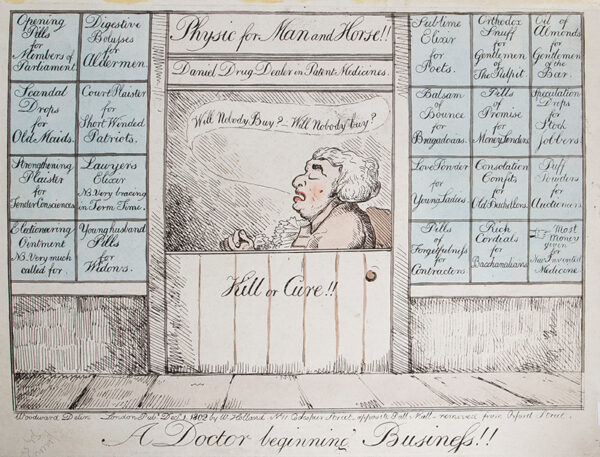 WOODWARD George 'Moutard' (1760-1809) - Recto: A robust seduction.